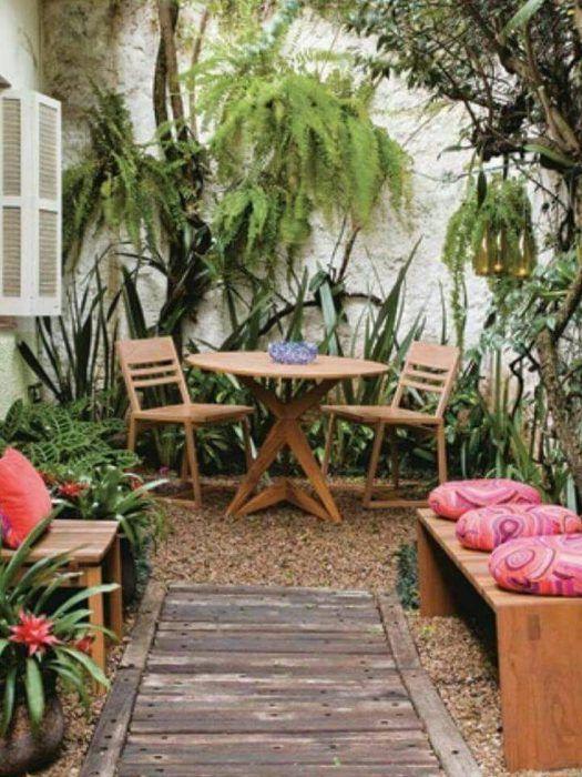 13 Ideas para remodelar el jardín y convertirlos en tu espacio preferido