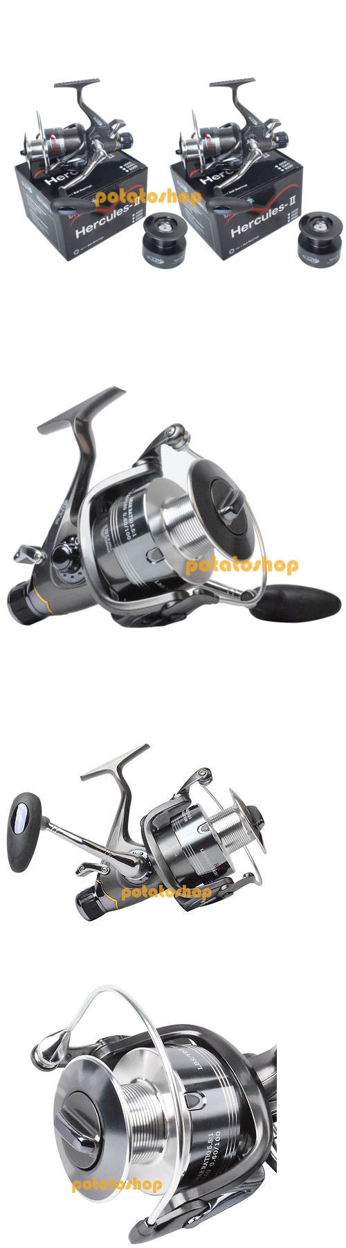 Spinning Reels 36147: Lot 2 10+1 Bb Saltwater Kayak Fishing Spinning Reel Bait-Feeder Freshwater 5.5:1 -> BUY IT NOW ONLY: $65.79 on eBay!