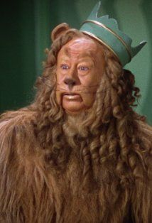 "Bert Lahr (1895–1967)  The Cowardly Lion in ""The Wizard Of Oz""  1939"