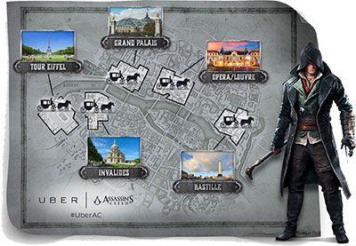 uber games london