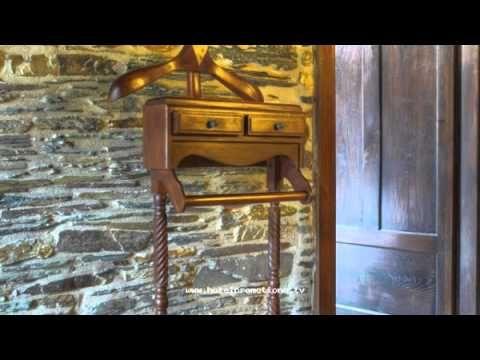 ▶ Casa do Fidalgo, A Pontenova, Spain - YouTube