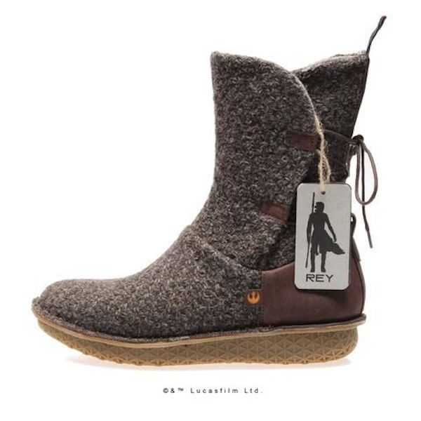 'Star Wars' Rey Boots That You Desperately Want All Of A Sudden