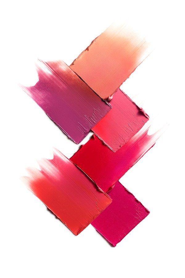 lipstick smear smudge macro teru onishi cosmetics texture ...