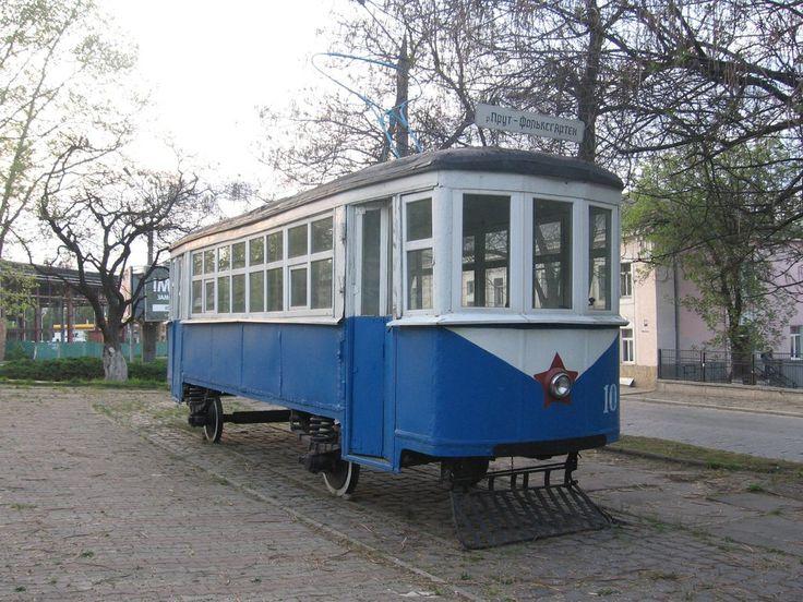 Черновицкий трамвай :: Геокэшинг ::