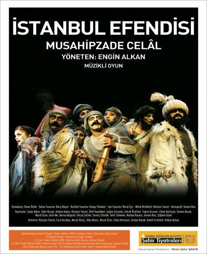 istanbul efendisi tiyatro