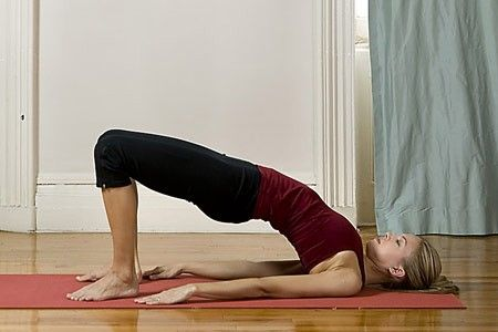 8 yoga exercises to tighten your torso, trim belly fat, and create eye-popping abs << I'm sold!