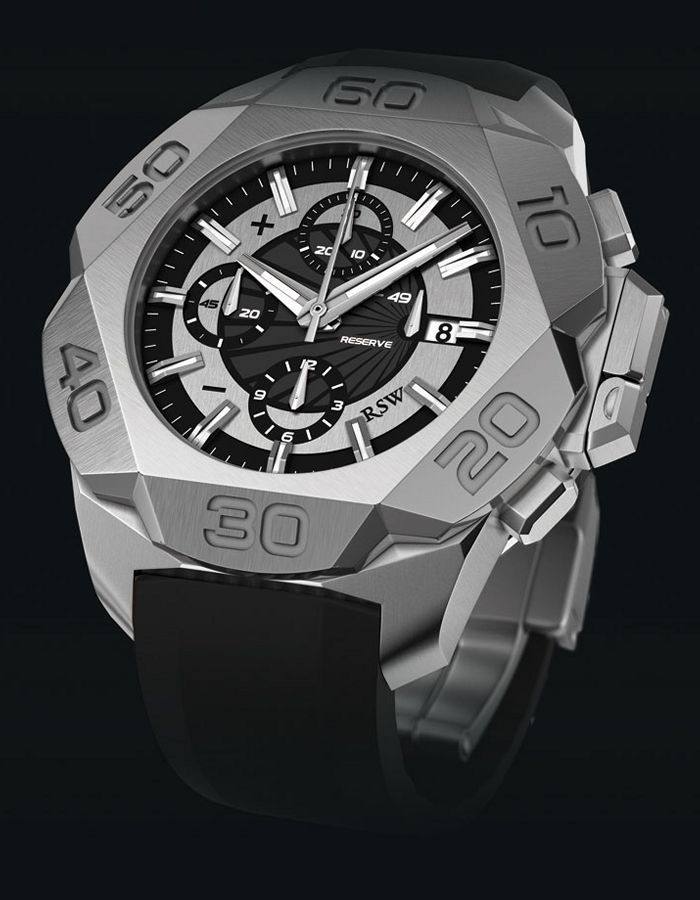 Another Cool Watch That Should Not Remain So Obscure: The RSW Nazca G Power Reserve watch releases