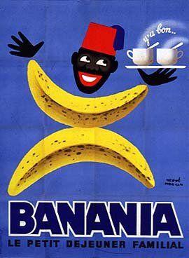 Banania - Hervé Morvan, 1956