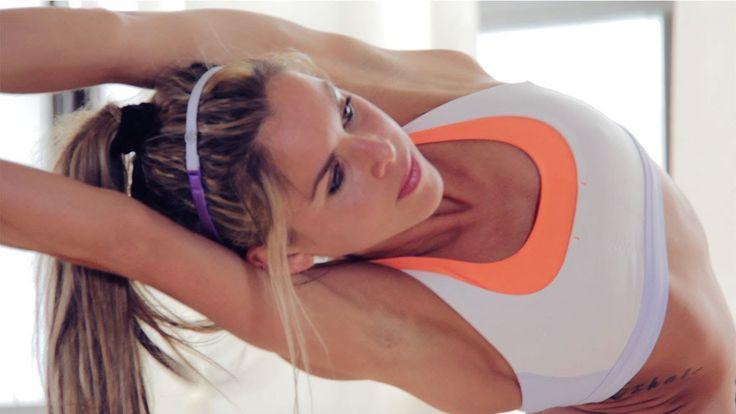 Breathe – Provocative Yoga – Beginners Yoga Video #1  http://www.bodyrock.tv/2014/04/03/breathe-provocative-yoga-beginners-yoga-video-1/