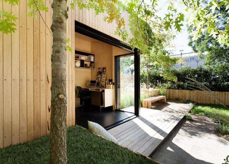 Archiblox | Backyard Room 02 | Est Magazine · Outdoor OfficeBackyard OfficeIndoor  ...