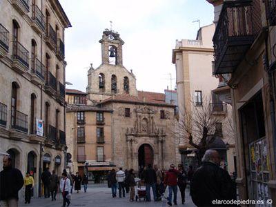 """""""Ciudadanos por la Defensa del Patrimonio"""" denuncia la desaparición de 550.050 euros adjudicados para la Iglesia de San Martín de Salamanca http://www.revcyl.com/web/index.php/cultura-y-turismo/item/9945-ciudadanos-p"""