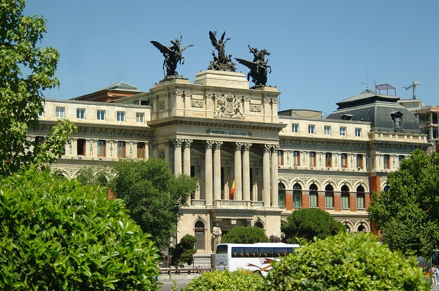 Ministerio de Agricultura/Ministry of agriculture by Turismo Madrid, via Flickr