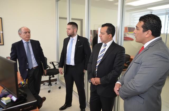 El Centro Estatal de Control de Confianza de la Fiscalía General del Estado es modelo a nivel nacional: CNCA | El Puntero