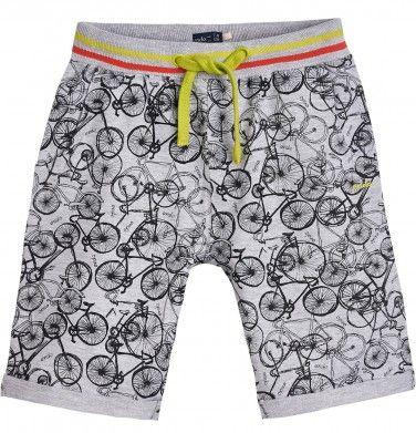 Endo - Spodnie krótkie dla chłopca 3-8 lat C81K030_1