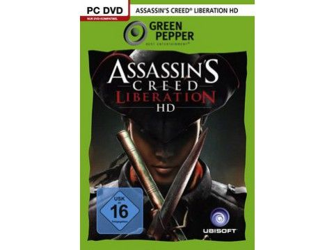 Assassin's Creed Liberation HD  PC  (Green Pepper) in Actionspiele FSK 16, Spiele und Games in Online Shop http://Spiel.Zone