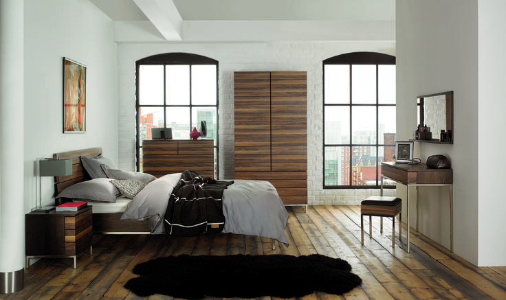 Loft Double Bedstead - £299   brandinteriors.co.uk