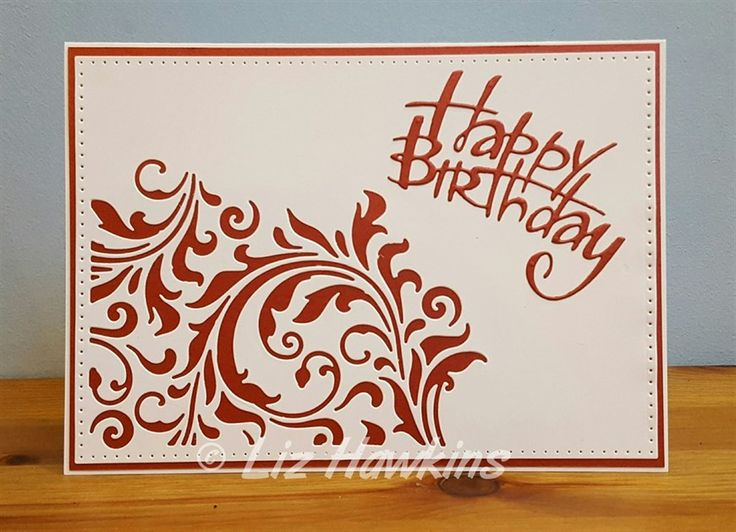 Flourish Birthday | docrafts.com