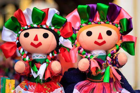 Resultado de imagen para imagenes de muñecas mazahuas
