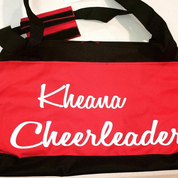Just put together these cheer bag for one of my local Cheer Teams they are made of white glitter but glitter doesn't like taking pictures.. Lol. #cheer #totebag #cheerleader #custom #glitter #cheerbag #cheerteam #bling #sparkle #hustle #entrepreneur #cheerleading #cheercoach #coach #dance #team
