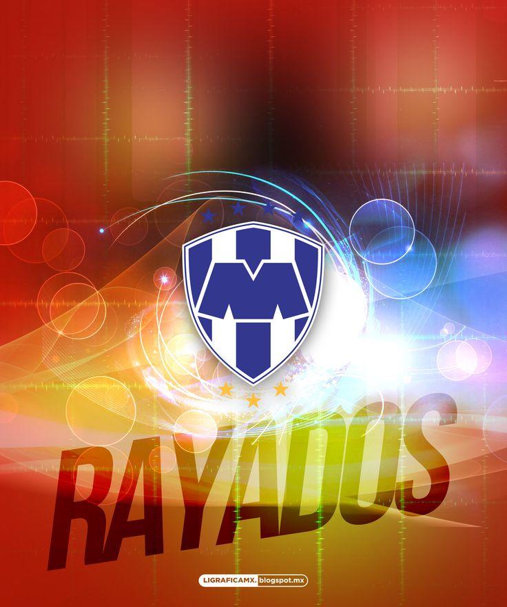 @Rayados de Monterrey Oficial #LigraficaMX #ElFutbolNosInspira