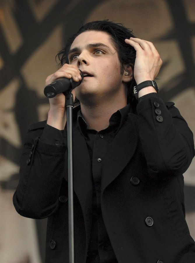 (click pic for HQ)  Projekt Revolution Tour @ Sleep Train Amphitheatre, Marysville, CA. 27/07/07