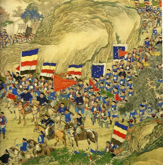 suppression of the taiping rebellion