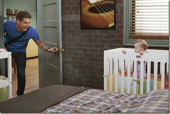 Watch Season Finale Promotional Photos from the Baby Daddy Season 3 Episode 21 You Can't Go Home Again