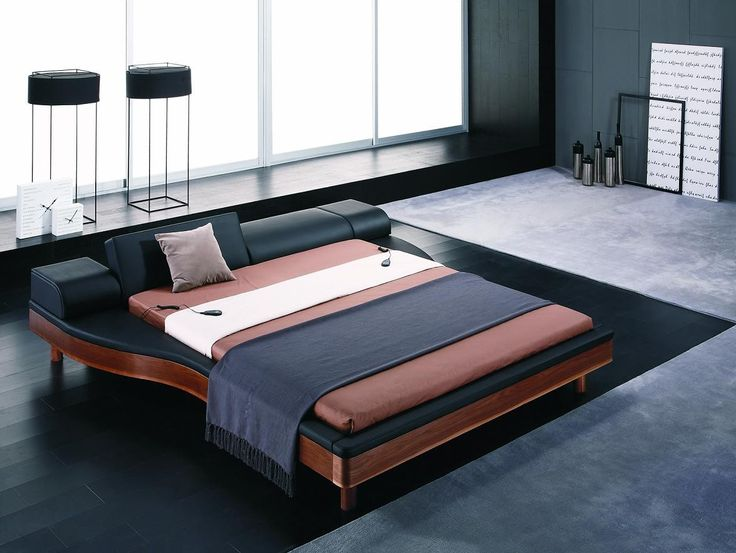 17 best ideas about contemporary bed frames on pinterest platform beds wooden beds and bed frames