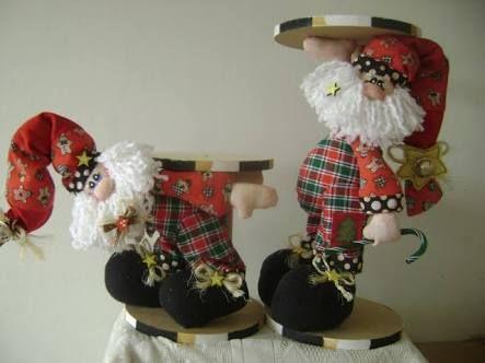 Resultado de imagen para muñecos country navideños alejandra sandes