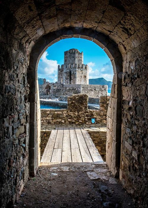 #Methoni #Greece