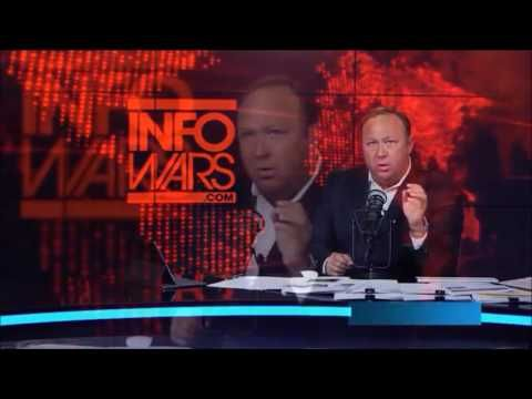 Alex Jones Brave French Jumped Onto Truck To Stop Jihad In NICE