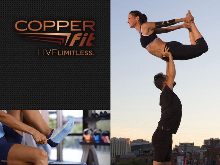 Copper Fit Compression Sleeve for Knees & Elbows | HSN