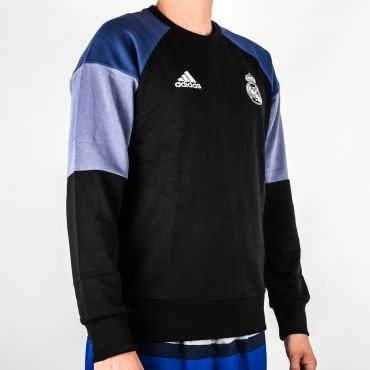 adidas Real Madrid 2016-17 sweatshirt