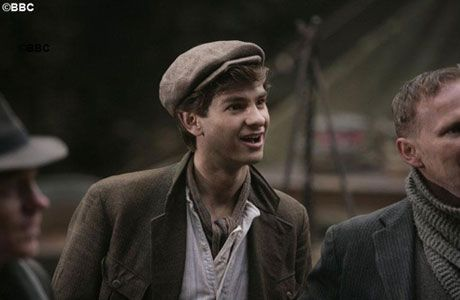Oh my gosh! he WAS in Doctor Who! (Daleks in Manhattan and Evolution of the Daleks as Frank) I remember now! I hadn't recognized him! Then became The Amazing Spider-Man... YES! Andrew Garfield, yeah X-D