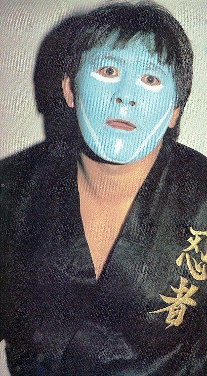 53 Best Images About WAR PAINT - Wrestler Makeups On Pinterest