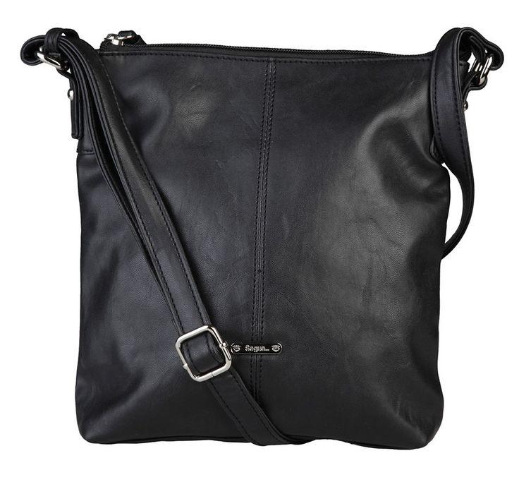 Dámská kabelka / crossbody Segue - černá barva | obujsi.cz - dámská, pánská, dětská obuv a boty online, kabelky, módní doplňky