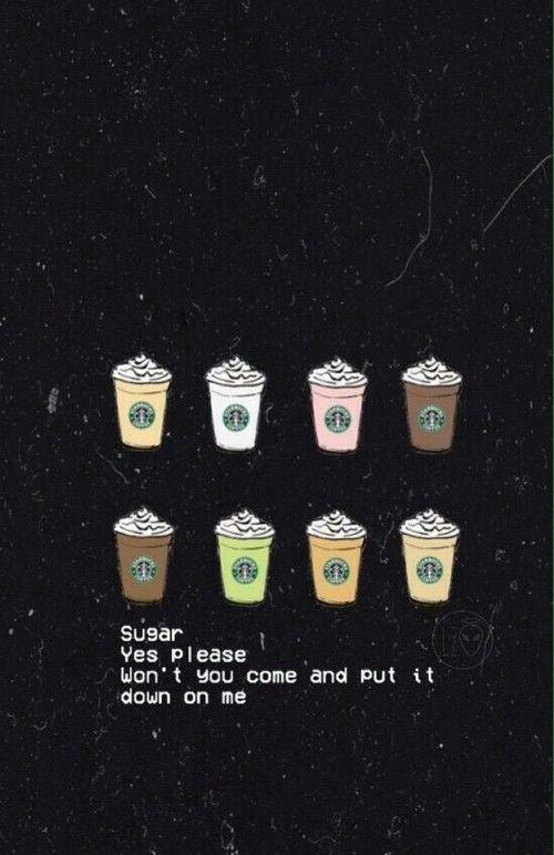 LOL! Sugary sweet Maroon 5 lyrics ;)