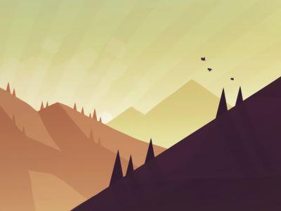 Dribbble - iOS Landscape Concept #3 by Harry Nesbitt