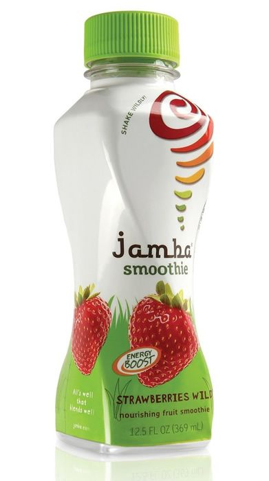 Jamba by Deutsch Design. #Packaging trend? This is the 3rd twist bottle I've seen recently Patrick Videira. PD