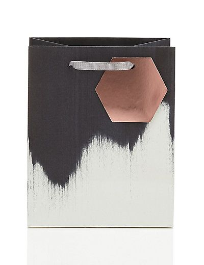 Luxury Foil Small Gift Bag