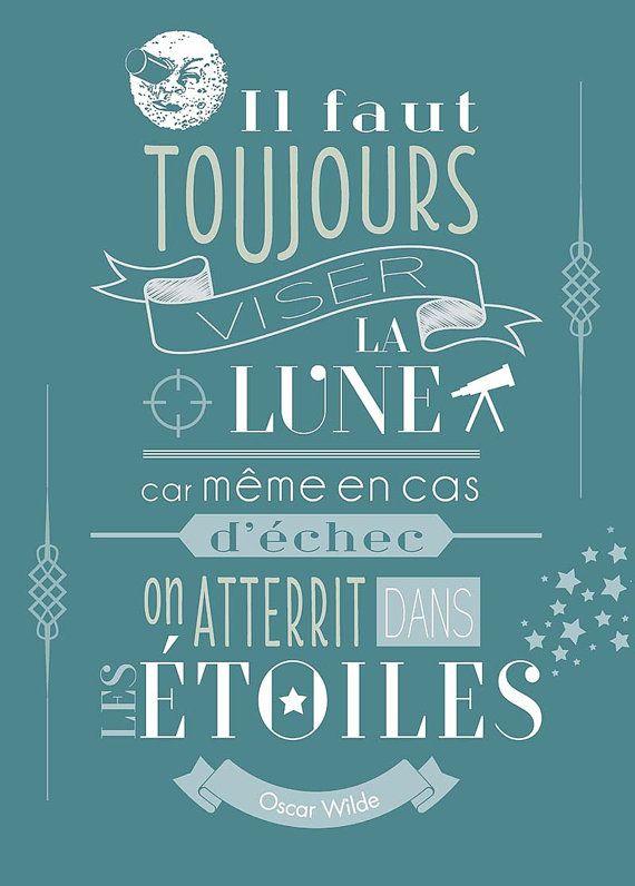 Oscar Wilde par FrenchTherapy sur Etsy