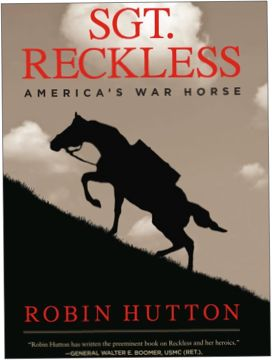 Sgt Reckless: America's War horse