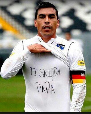 Esteban Paredes Idolo #Colo Colo