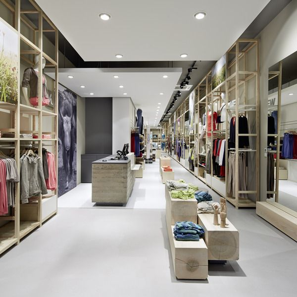 hessnatur in Frankfurt by Blocher Blocher Shops