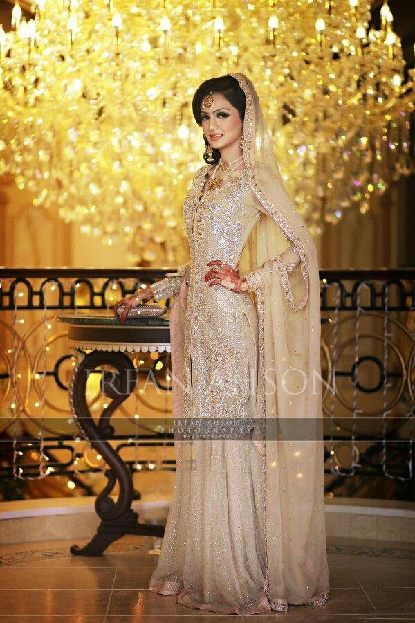 Pakistani wedding dress                                                                                                                                                      More