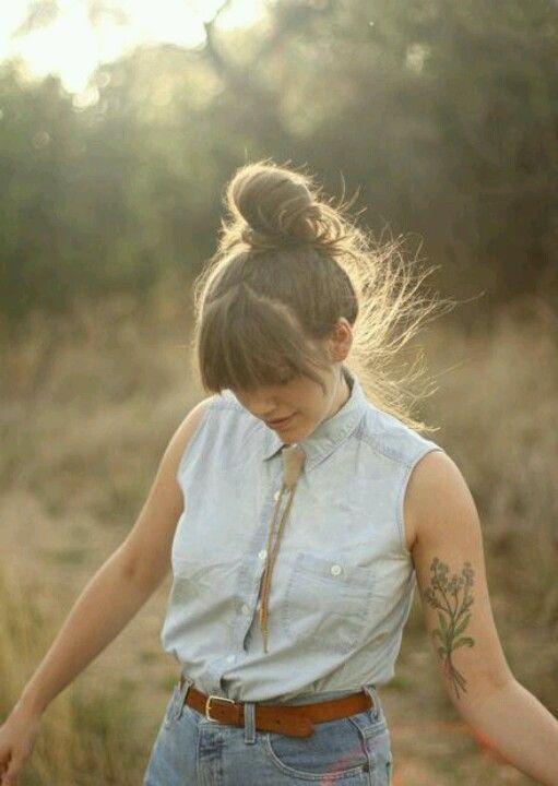 http://tattoo-ideas.us #floral tatoo