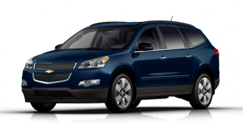 2012 Chevy Traverse.. Oooohh Baby!!