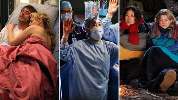 Grey's Anatomy Cast 2013   Grey's Anatomy - News - With the 'Grey's Anatomy' finale fast ...