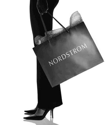 I shop 2 places!  Nordstrom is #1.  Blame my grandma, she forced it upon me since the age of 7.