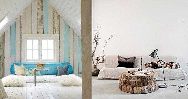 Jouw woonkamer landelijk inrichten: 15 voorbeelden! | Ideeën voor ...